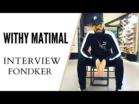 WHITY MATIMAL | Interview FONDKER - Ses débuts, Sa Thérapie, L' amour, Los Yabos