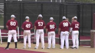 Flash Mob Proposal- UNOH Baseball Style