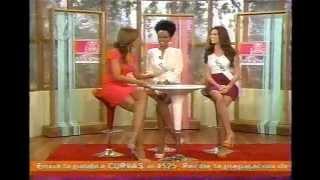 MV 2012 / Miss SUCRE y Miss TACHIRA en Portadas