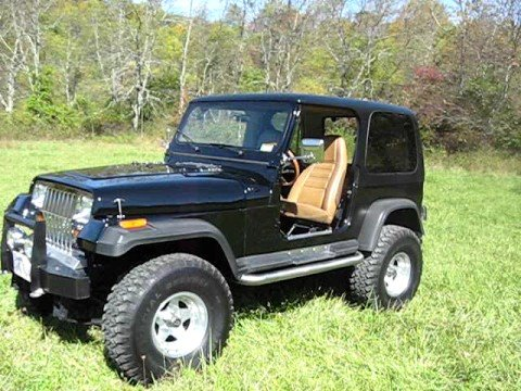 adams 87 jeep wrangler yj youtube. Black Bedroom Furniture Sets. Home Design Ideas