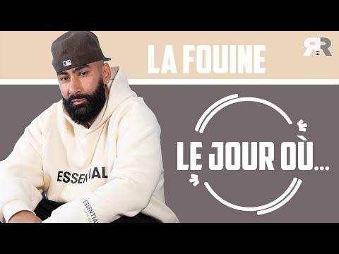 Youtube: La Fouine: XXI, Soprano, Paname Boss, Mister You, son label, les USA… [Interview Le Jour où]