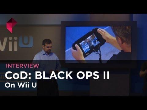 Call of Duty: Black Ops II on Wii U
