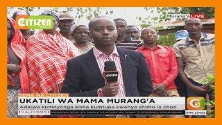 Ukatili wa Mama Murang'a