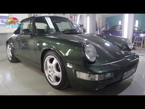 Классические автомобили: новейшие способы восстановления салона и ухода за кузовом