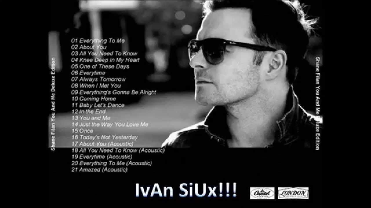Shane Filan - You And Me (CD Album Deluxe Edition)