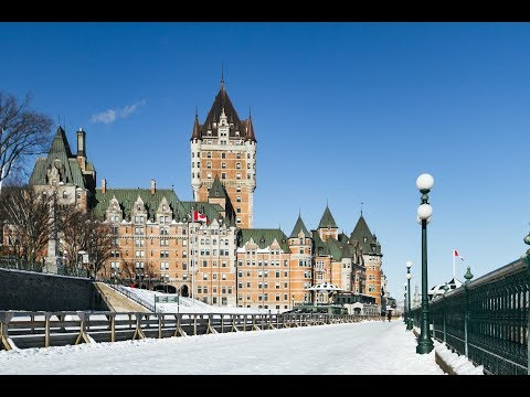The Marcus Troy Travel Guide: 48 Hours In Quebec City
