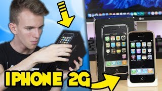 HO COMPRATO IL PRIMO IPHONE DI SEMPRE (UNBOXING IPHONE 2G)