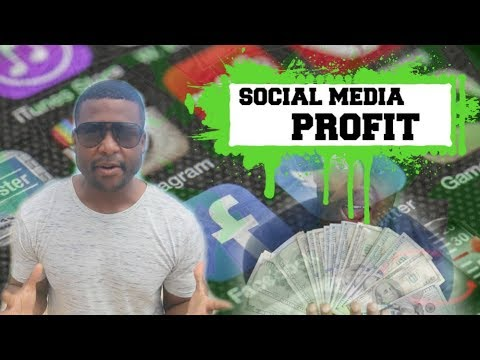 How To Make Money With Your Social Media Platforms