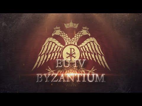 Europa Universalis IV - Прохождение за Византию. Часть I - Феникс ещё жив.