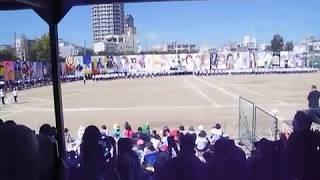 【大阪明星学園 明星高校】 第105回 体育大会 2017年9月30日