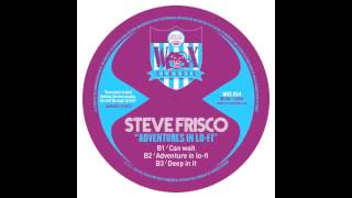 "Steve Frisco ""Can wait"" (WAX CLASSIC 14)"