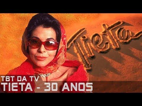 TBT da Televisão #45: Tieta, 30 anos