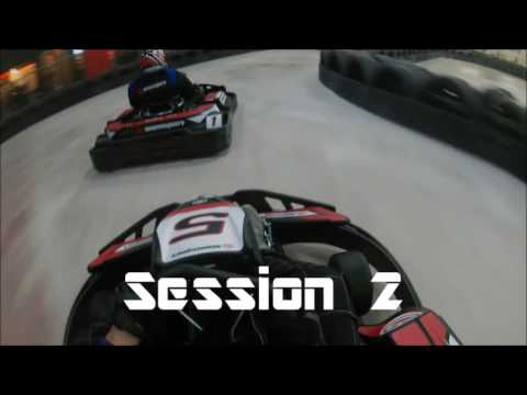 Teamsport Manchester gokarting 06/11/2016