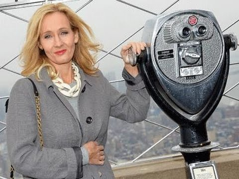 J.K. Rowling Launches Children's Charity In U.S.