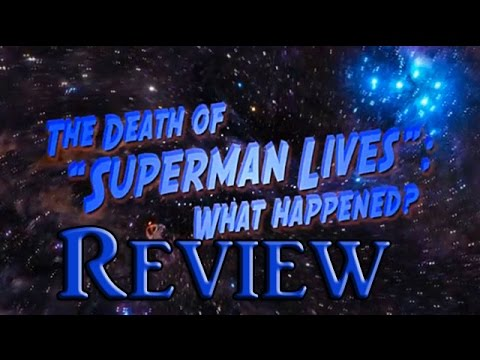 The Death Of Superman Lives What Happened? Review