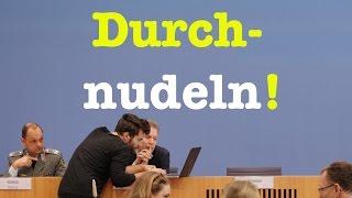 Absurde Bundespressekonferenz vom 17. März 2017