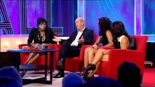 Rochelle Wiseman & Vanessa White (The Saturdays) - Michael Ball Show - 17th August 2010