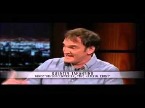 Quentin Tarantino on Bill Maher