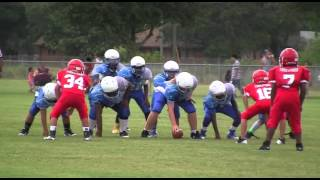 Sebring Vs Frostproof Youth Football Video Clips