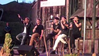 Tell Me Why Midnight Red at Knotts Berry Farm