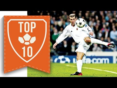 Top 10 Champions League Finals