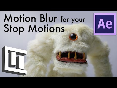 Smooth-Out Motion and Add Motion Blur to...