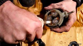 видео Ремонт стартера ВАЗ 2114. Замена бендикса своими руками