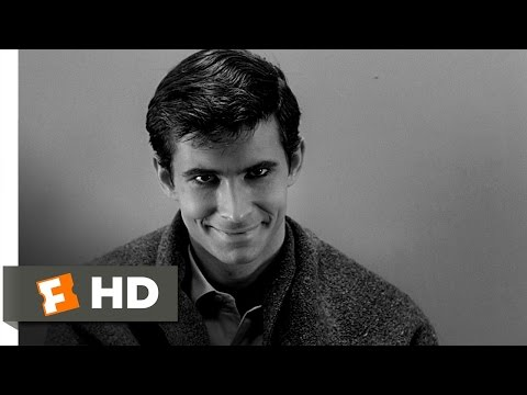 Psycho (12/12) Movie CLIP - She Wouldn