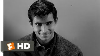 Psycho (12/12) Movie CLIP - She Wouldn't Even Harm a Fly (1960) HD
