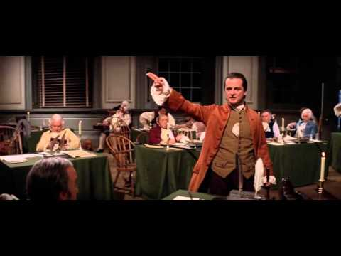 1776: Sit down, John! 1972 Film Version 720p