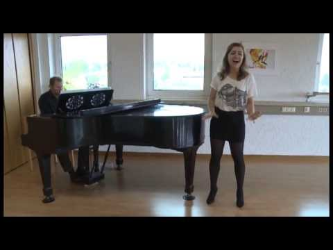 Nadine Kraus - Audition Video AMDA