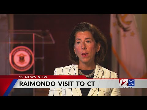 Raimondo, Walsh to tour submarine build site in Connecticut