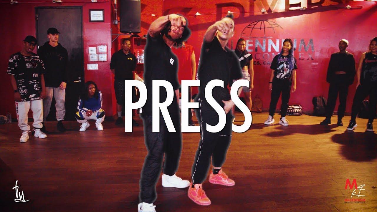 Cardi B - Press - Choreography by Tricia Miranda