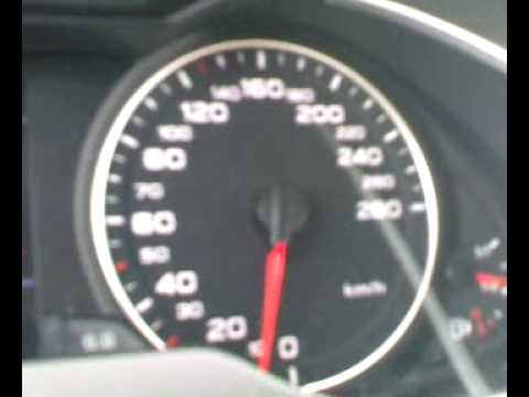 Audi a4 B8 2 0 TFSI 211ps FWD CVT mode D