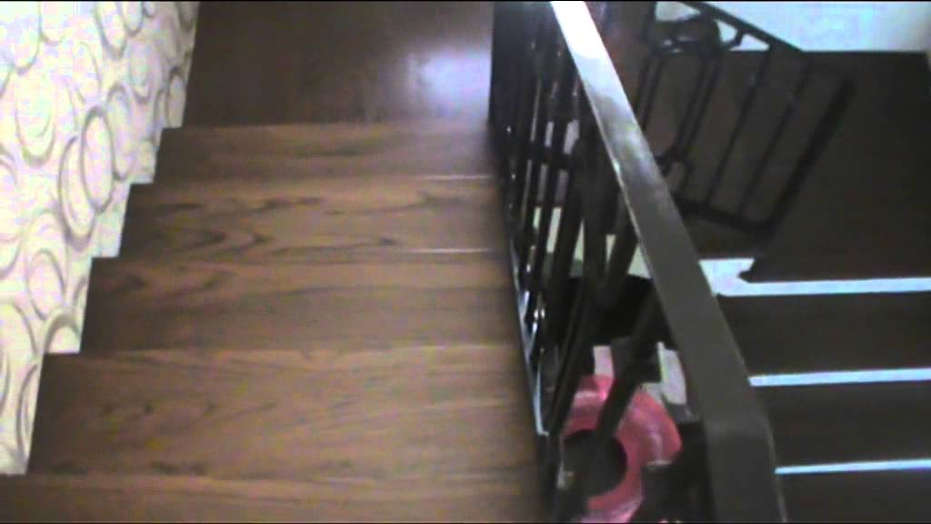 Escalera forrada de madera youtube for Imagenes de escaleras de madera