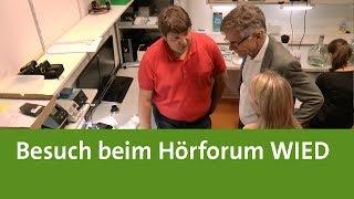 Personaloffensive Handwerk 2025: Betriebsbesuch beim WIED Hörforum in Ludwigsburg