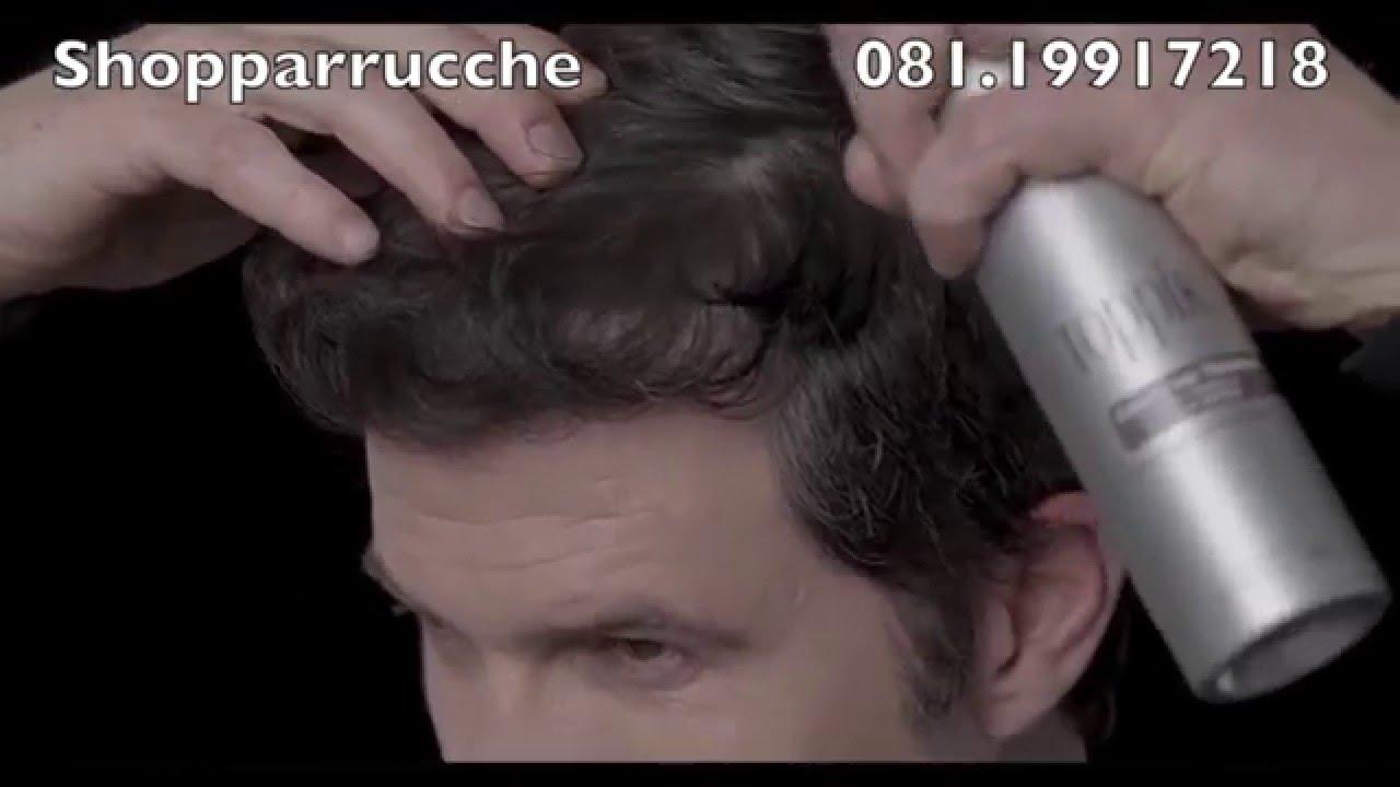 Favorito Spray per il Diradamento dei Capelli Calvizie Alopecia  DM31