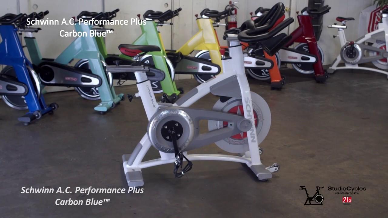 Bike Review: Schwinn AC Performance Plus w/ Carbon Blue
