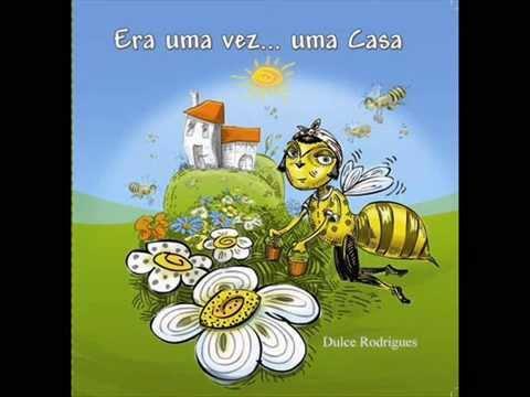 """""""trailer"""" do livro infantil Era Uma Vez... Uma Casa"""