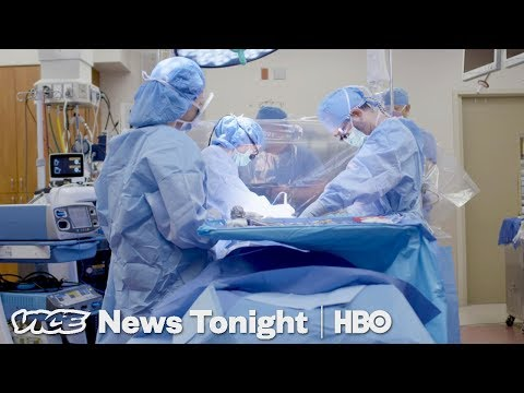 Organ Donations & William Barr Hearing: VICE News Tonight Full Episode (HBO)