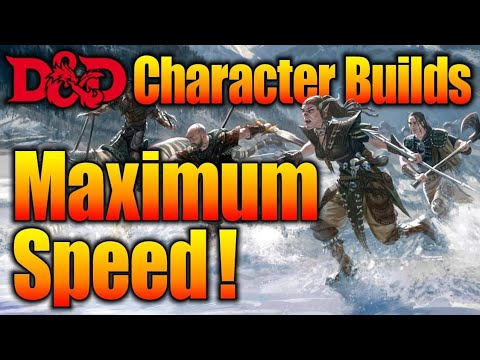 Faster Than A Speeding Bullet with This D&D Character Build