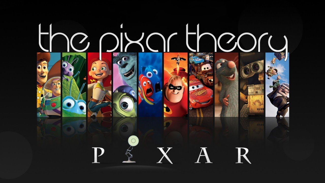 The Pixar Theory Part 6 What Happened To Boo Youtube