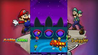 Mario and Luigi Partners in Time - Boss Compilation (Part 1)