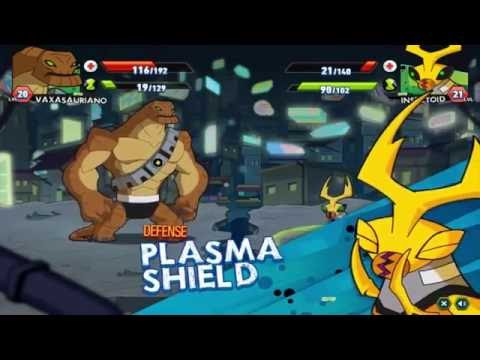 Ben 10 Omniverse Galactic of Champions the game