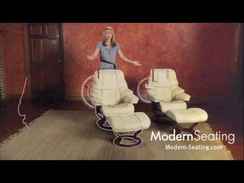 stressless chair sizes portable lounge canada of recliners by ekornes reclinerstore com youtube