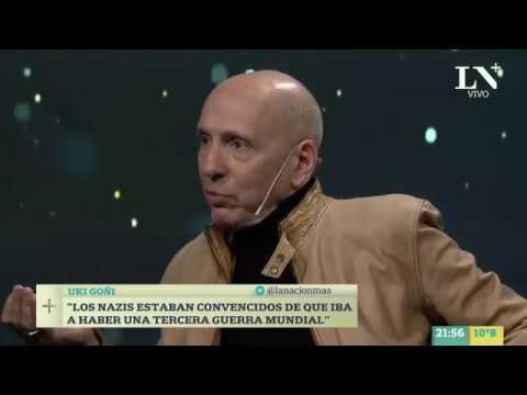 Uki Goñi sobre los criminales de guerra nazis refugiados en la Argentina