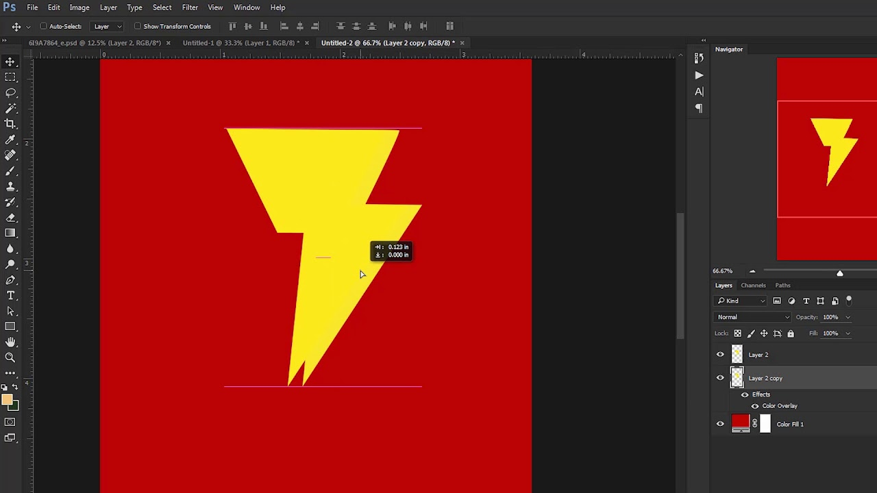 How To Create Instagram Story Highlight Icon in Photoshop | Flash Logo