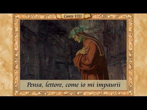 La Divina Commedia in PROSA - Inferno, canto VIII (8)
