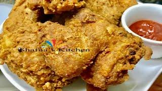 KFC style Chicken Broast-Broasted chicken അടിപൊളി ചിക്കൻ ബ്രോസ്റ്റ്-Home made Chicken Broast