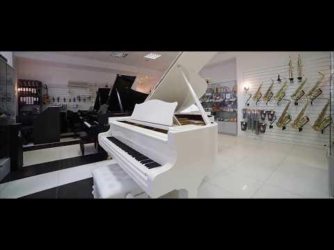"Музыкальный салон ""Оркестр"" - Пианино, рояли, саксофоны, флейты, кларнеты, скрипки, гитары, укулеле."